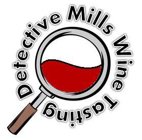 Detective Mills Wine Tasting